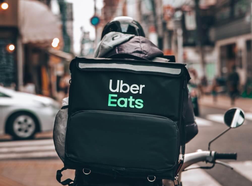 Uber Eatsのクーポン